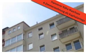 4-Zimmerwohnung Hannover Nähe Maschsee