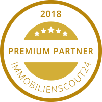 ImmoScout24 Premium-Partner Siegel 2018